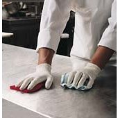 EBOS LATEX GLOVES DISP 10