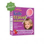 KIDS TRAVEL LOLLIPOPS 10 STRAWB