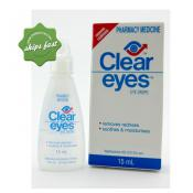 CLEAR EYES DR 15ML