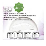 ARDELL BROW PERFECTION STENCILS X 4 (Special buy online only)