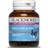 BLACKMORES NAILS HAIR AND SKIN 60S