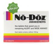 NO DOZ TABLETS 24