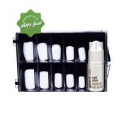 MANICARE GLUE ON NAIL KIT 100