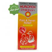 NUROFEN CHILDRENS LIQUID STRAWBERRY 100ML