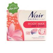 NAIR SALON DIVINE BODY WAX TAHITIAN GARDENIA 400gm