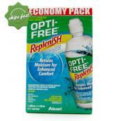 OPTI FREE REPLENISH ECONOMY PACK PLUS 120ml SOLUTION