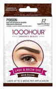1000 Hour Eyelash & Brow Dye Dark Brown