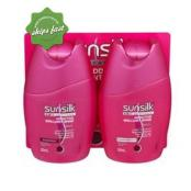 SUNSILK TWIN PACK MINI