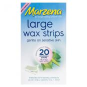 MARZENA GIRL LARGE WAX STRIPS 20