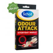 SCHOLL ODOUR ATTACK EVERYDAY INSOLE