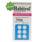 HABITROL LOZENGES 1MG 36