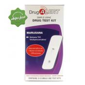DRUG ALERT MARIJUANA URINE TEST 5 PACK