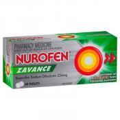 Nurofen Zavance Tablets 48