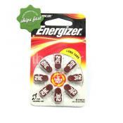 ENERGIZER HEARING AID AZ 312DPA 4 BATTERIES
