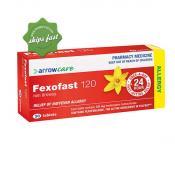 FEXOFAST TABS 120MG 30