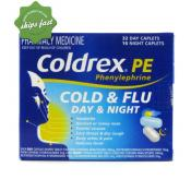 COLDREX PE DAY NIGHT CAPSULES 48s