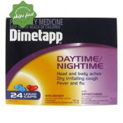 DIMETAPP DAY NIGHT CAPSULES 24s