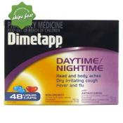 DIMETAPP DAY NIGHT CAPSULES 48s