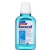 SAVACOL MOUTH RINSE MINT 300ml