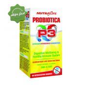 NUTRA LIFE PROBIOTICA P3 CAPS 40