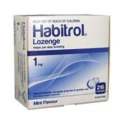 HABITROL LOZENGE MINT 1MG 216