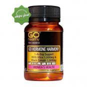 GOHEALTHY HORMONE HARMONY 30 VEG CAPS