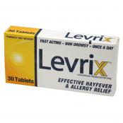Levrix 5mg 30 Tablets