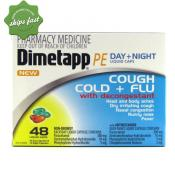 DIMETAPP PE DAY NIGHT COUGH COLD FLU 48