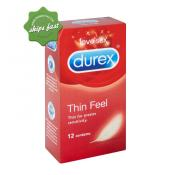 DUREX CONDOMS THIN FEEL 12 CONDOMS