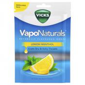 Vicks Vaponaturals Lemon Menthol 19