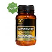 GOHEALTHY MAGNESIUM SLEEP 60