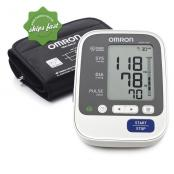OMRON DELUXE UPPER ARM AUTOMATIC BLOOD PRESSURE MONITOR HEM 7130