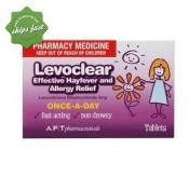 LEVOCLEAR 1 A DAY 5MG 30 TABLETS