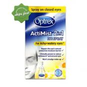 OPTREX ACTIMIST 2IN1 EYE SPRAY FOR ITCHY AND WATERY EYES 10ML
