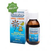 HISTACLEAR ORAL LIQUID 1MG 100ML