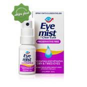 EYE MIST BY CLEAR EYES PRESERVATIVE FREE EYE SPRAY 15ML