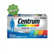 CENTRUM FOR MEN 50 PLUS 60 TABLETS