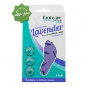 FOOTCARE INSOLES LAVENDER
