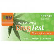 SBM Marijuana Drug Test 5 Pack