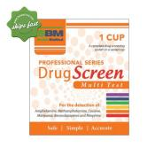 SBM PROFESSIONAL SERIES DRUG SCREEN MULTI TEST 1 CUP
