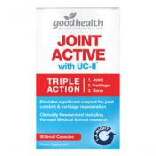 GOODHEALTH JOINT ACTIVE WITH UC II 30 CAPSULES
