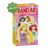 BAND AID PRINCESS 15 STRIPS