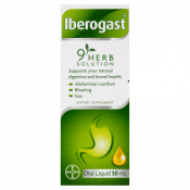 Iberogast 9 Herb Solution Oral Liquid 50ml