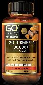 GO TURMERIC 30,000+ 1-A-DAY 60s