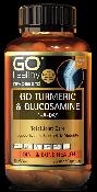 GO TURMERIC & GLUCOSAMINE 1-A-DAY 60s