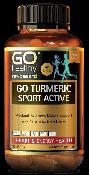 GO TURMERIC SPORT ACTIVE 60s