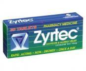 Zyrtec Tablets 30