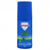 Aerogard Tropical Strength Repellent Roll On 50ml