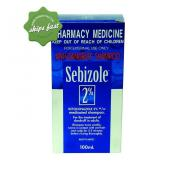 SEBIZOLE 2 PERCENT SHAMPOO 100ML