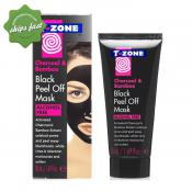 T ZONE CHARCOAL BLACK PEEL OFF MASL 40MKL